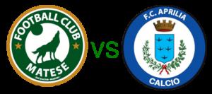 FC MATESE VS FC APRILIA